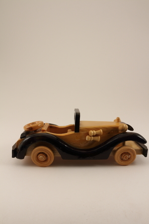 Very old wooden toy