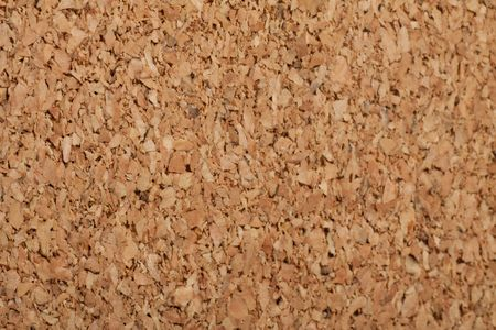Brown cork texture. Close up. Stock Photo - 6833360