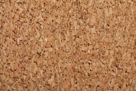 Brown cork texture. Close up. Stock Photo - 6833360
