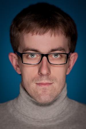 platon: Portrait of a Man.