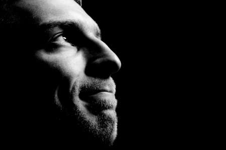 Portrait of a Man. Stock Photo - 8894896