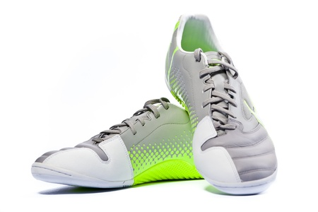 Sport shoes isoltead on white. photo