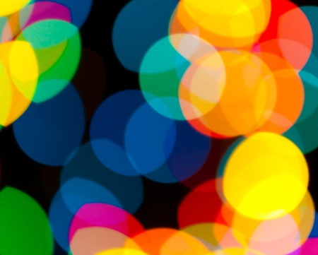 Photo of bokeh lights  photo