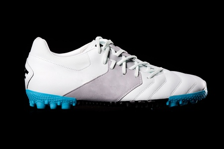 Football boots. Soccer boots. Stock Photo - 10763239