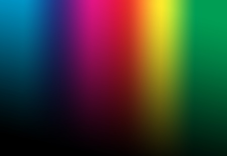 decorative lines: Abstract rainbow background.  Stock Photo