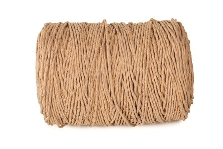 Rope coil isolated Stock Photo - 11230980
