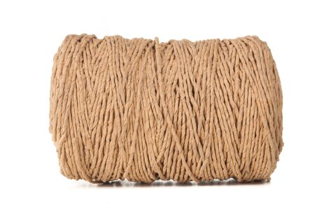 Rope coil isolated Stock Photo - 11230974