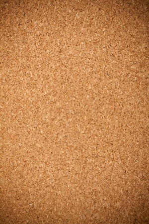 Brown cork texture. photo