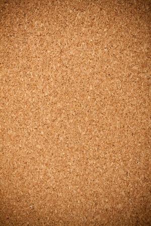 Brown cork texture. photo