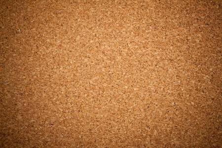 Brown cork texture. Stock Photo