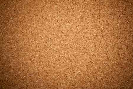 cork board: Brown cork texture. Stock Photo