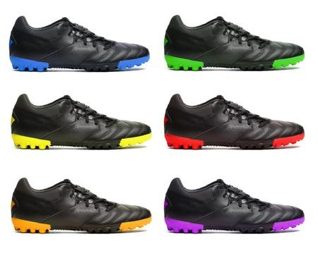 Sport shoes set. photo