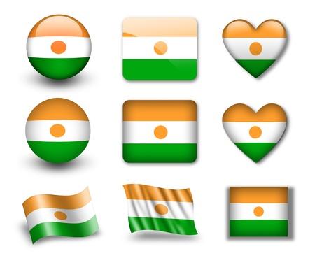niger: The Niger flag