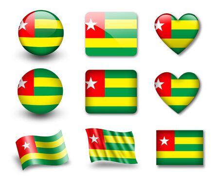togo: The Togo flag