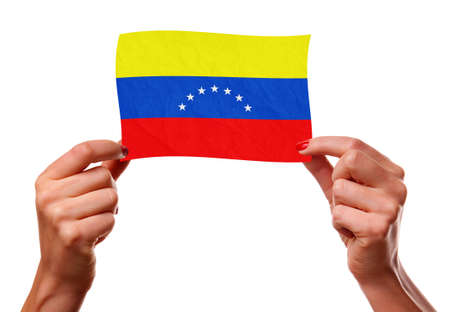 venezuelan: The Venezuelan flag