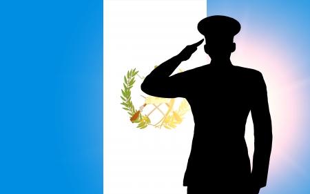 bandera de guatemala: La bandera de Guatemala
