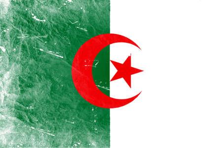 algerian flag: The Algerian flag