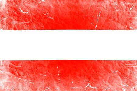 austrian: The Austrian flag