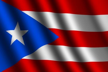 bandera de puerto rico: La bandera de Puerto Rico