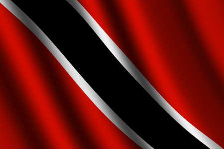 trinidad and tobago: The Trinidad and Tobago flag