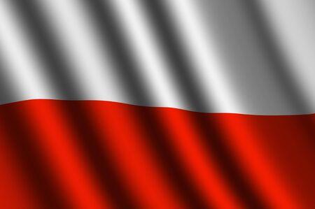 polish flag: The Polish flag