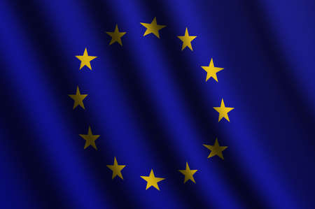 The European Union Flag photo