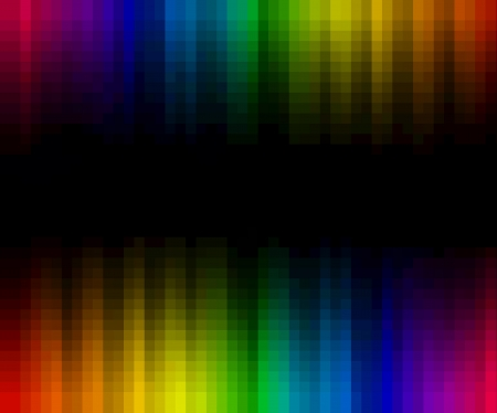 Pixel art  Abstract color background  photo