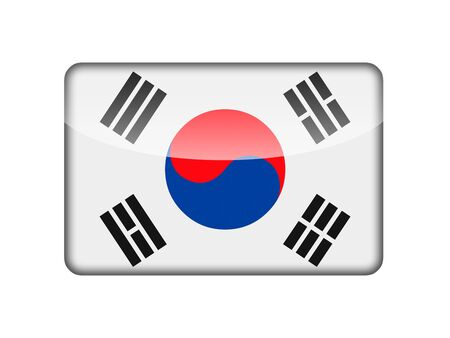 South Korea flag photo