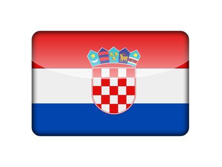 Croatia flag photo