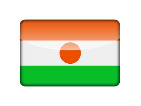 niger: Nigeria flag