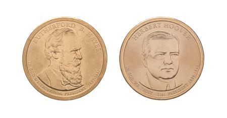米国大統領 - 1ドル硬貨