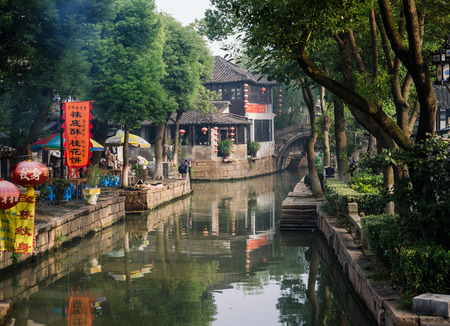 beck: A corner of the Jiangnan water towns
