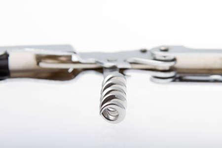 cork   screw: Cork screw Stock Photo