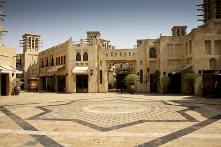 bazar: Arabic bazar in Middle East Dubai