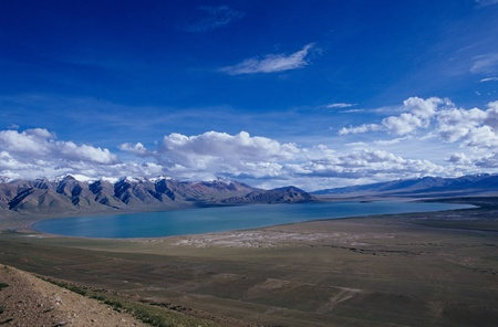 jokul: Nagqu Prefecture,Tibet,China Editorial