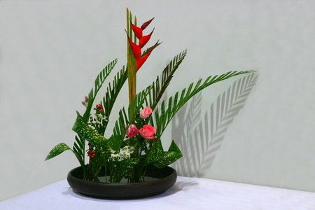 Flower arrangement photo