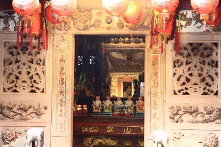 jiufen: Jiufen Fushan Temple