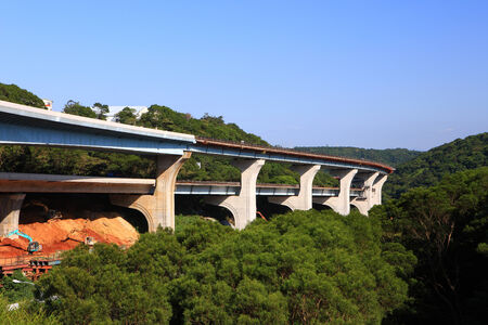 elevated: Linkou elevated Road