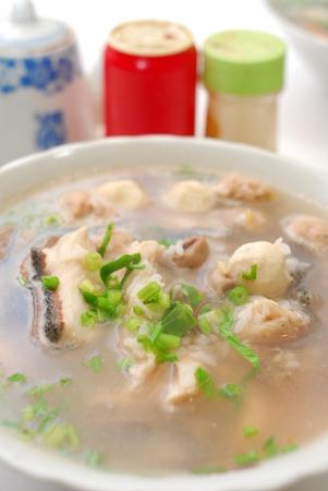 porridge Stock Photo