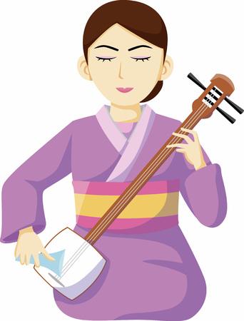 일본인 여성