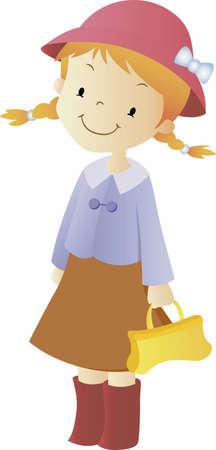 Lovely child Stok Fotoğraf