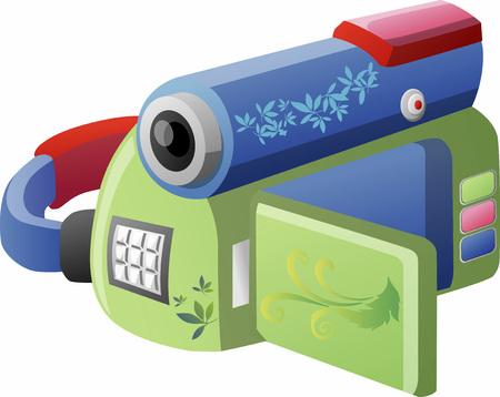디지털 카메라