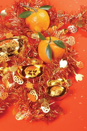 Chinese New Year Banco de Imagens