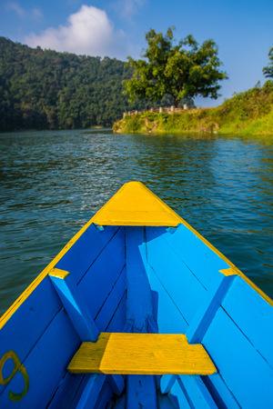 pokhara: Nepal, Pokhara, Phewa Lake