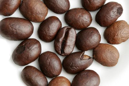 Grano de caf? Foto de archivo - 79976385