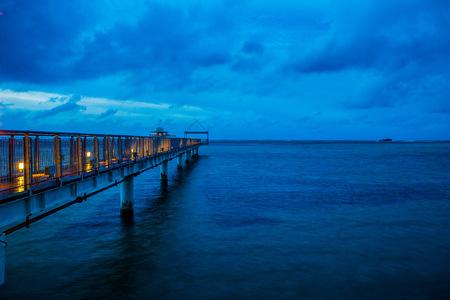 Guam, port