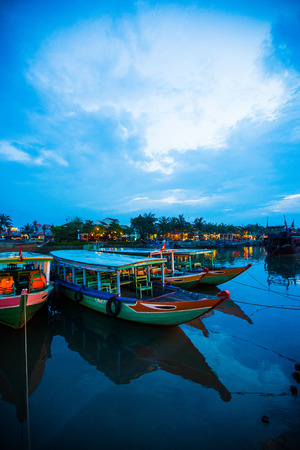 Hoi An Ancient Town, Qiupeng river