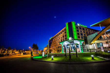 Holiday Inn Dijon, France hotel