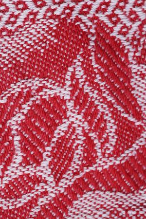 Textile close up view Banco de Imagens
