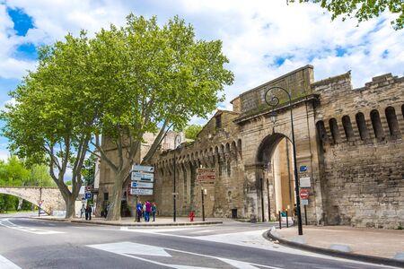 Avignon, France ancient city